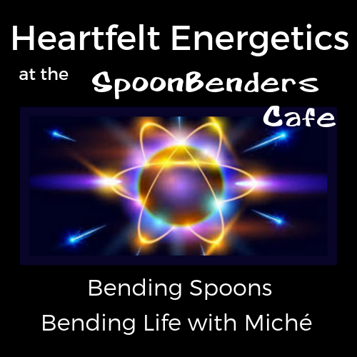 Heartfelt Energetics at the SpoonBenders Cafe